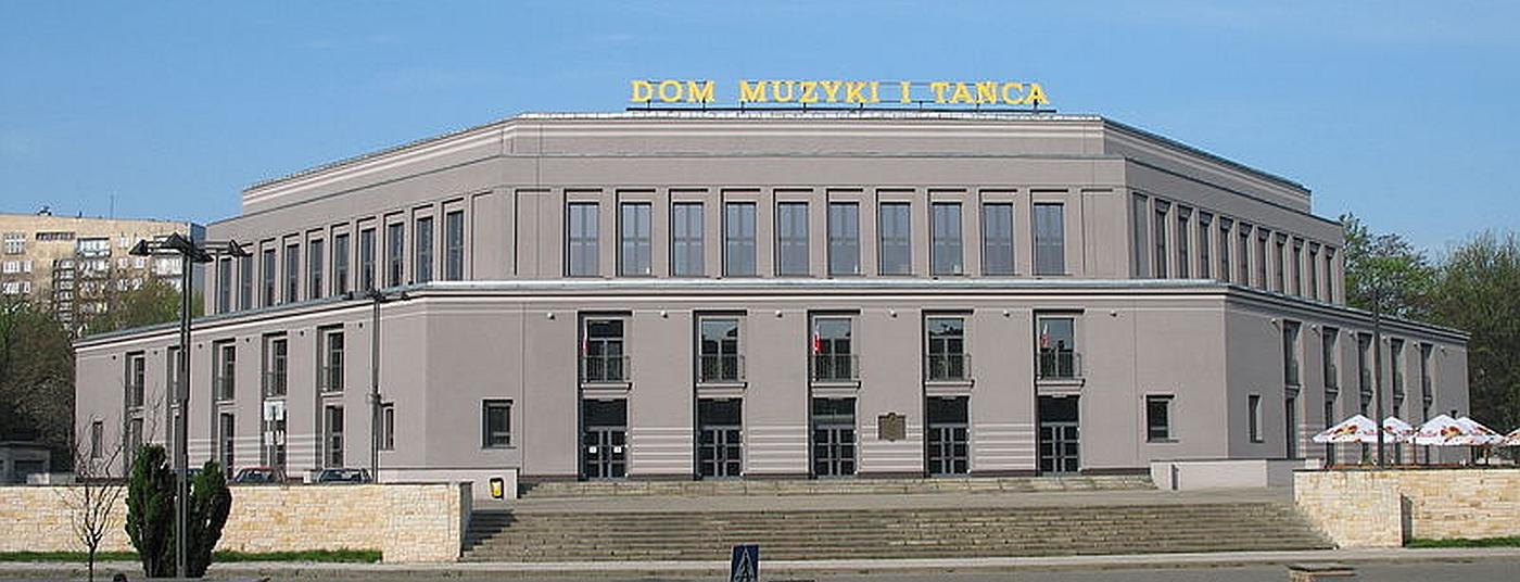 Blisko do Domu Muzyki i Tańca